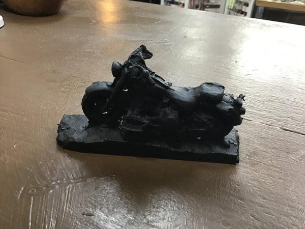 COAL MOTORCYCLE - SM