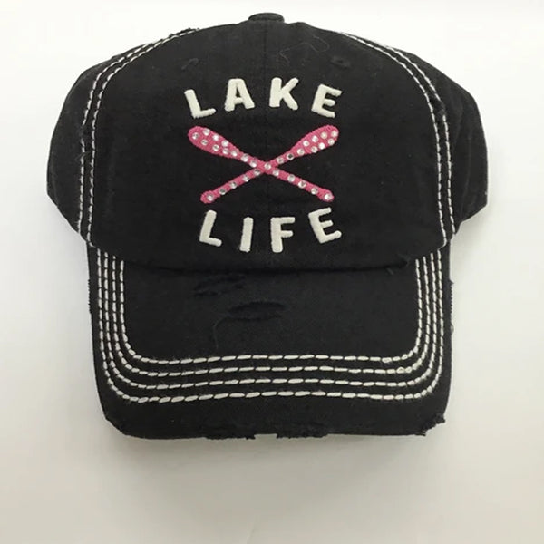 LAKE LIFE BASEBALL CAP / HAT