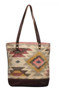 EXEMPLAR TOTE BAG by MYRA BAGS