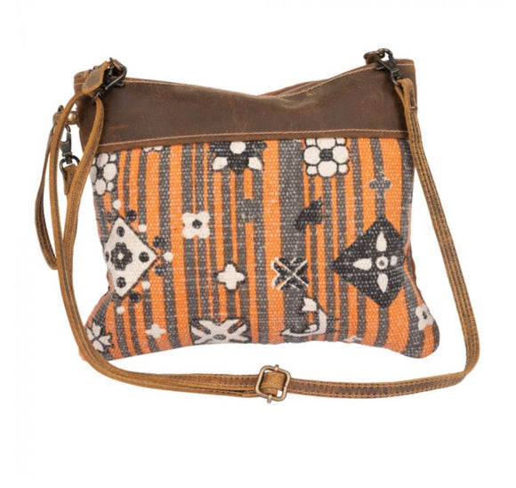 RUSTY TRAILS SMALL & CROSSBODY BAG by MYRA BAGS