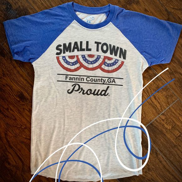 SMALL TOWN PROUD - Fannin County