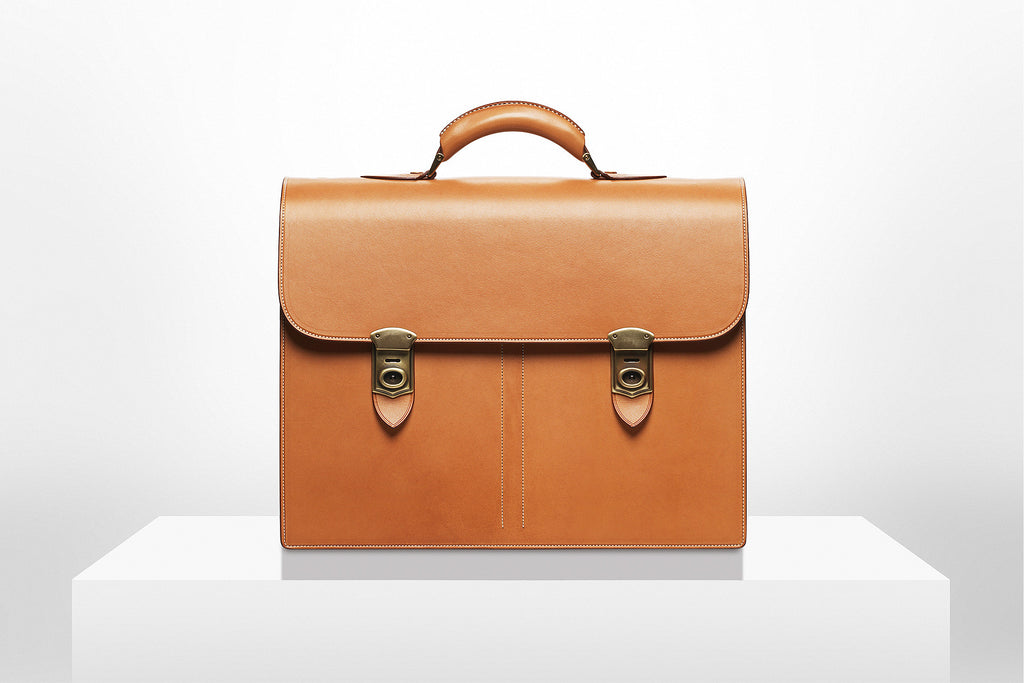 Double Minister Briefcase