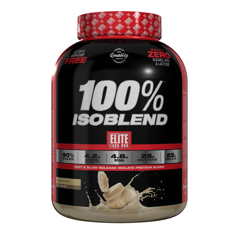 100% ISOBLEND BANANA CREAM PIE 4.02 lbs.