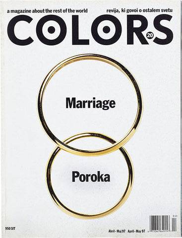 #20 – Marriage