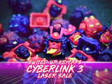 Cyberlink 3 Extras Blind Box