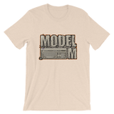 """Rock Solid"" Model M Tee Shirt"
