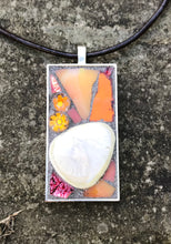 Load image into Gallery viewer, Mosaic pendant