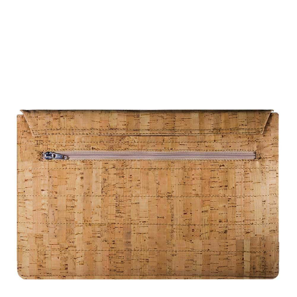 Cork Case Sleeve Ipad size Dark Brown