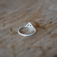 Taika Small Ring Bronze