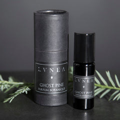 GHOST PINE Pine Needles, Wet Leaves, Moss, Wood - Botanical Perfume Oil