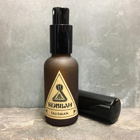 TALISMAN - Perfume Spray - vetivert, wood, palo santo, and neroli