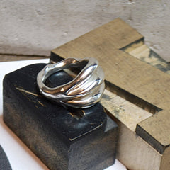 Muse Ring Silver