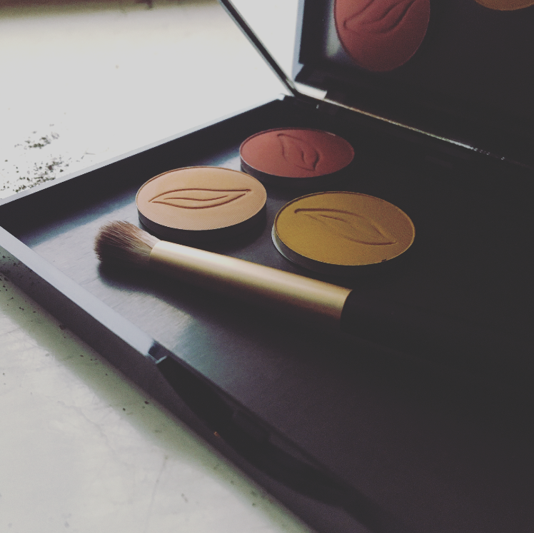 Eyeshadow 18 Yellow Matte