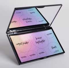 Empty Magnetic Make-up Palette
