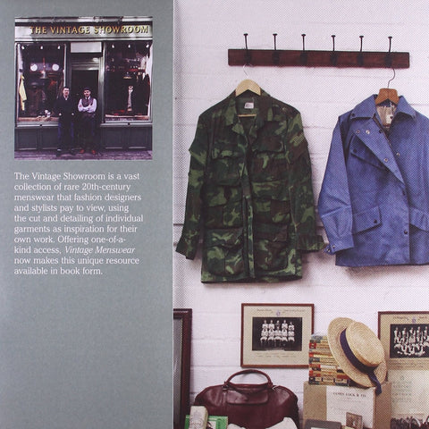 Vintage menswear - a collection from the vintage showroom