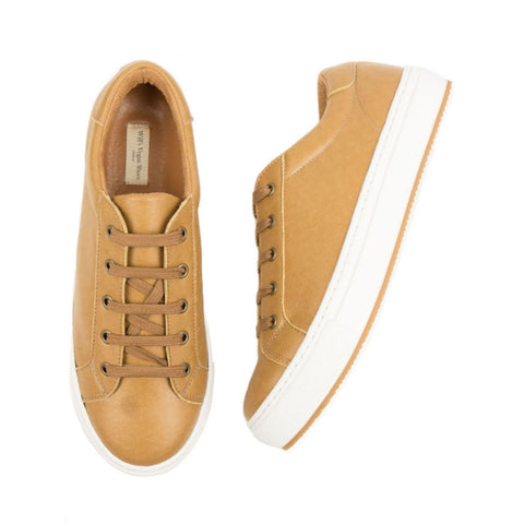 Smart Sneakers - Tan women