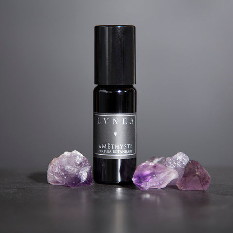 AMETHYSTE Natural and Botanical Perfume Oil