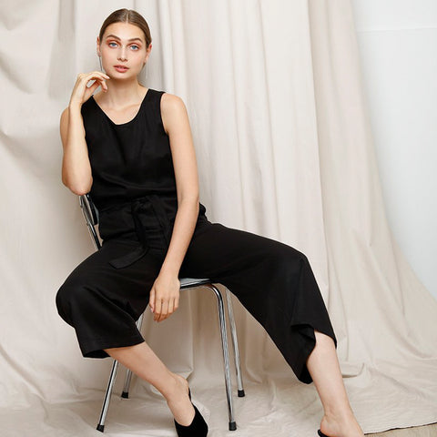 Chloé Jumpsuit, Black