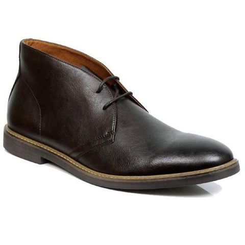 Signature Desert Boots Dark Brown