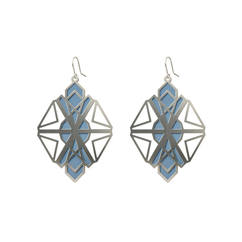 Big Reflection Earrings