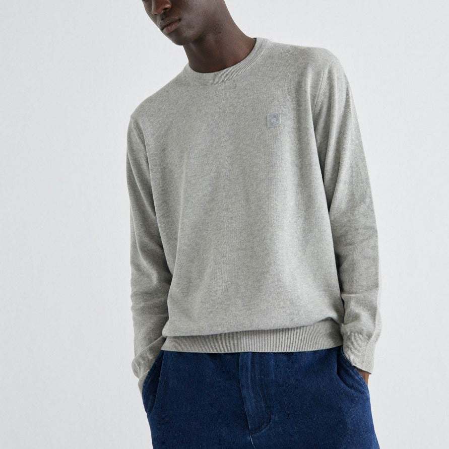 Grey Orlando Sweater