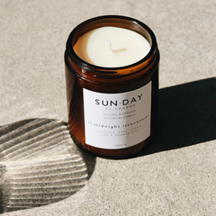 Scented Candle - Rooftop Garden