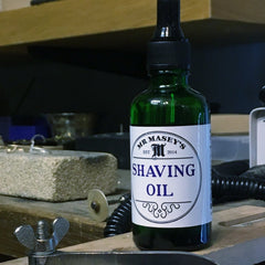 Shaving Oil - Cedarwood and Lime
