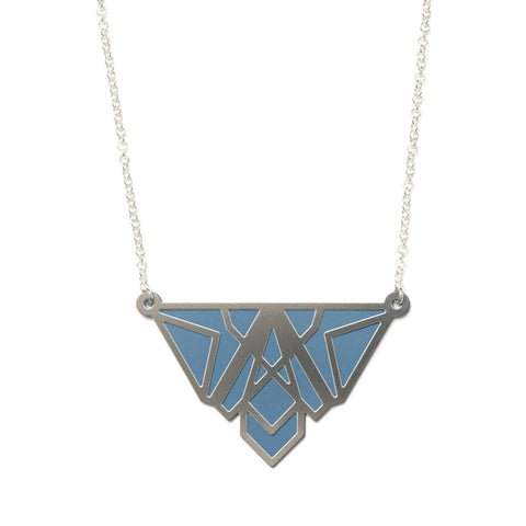 Big Reflection Necklace