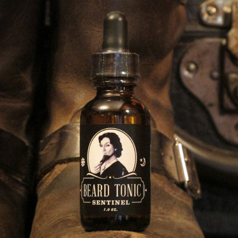 Sentinel - Leather scented - Beard Oil