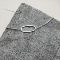 Soikea Yksi Necklace Silver