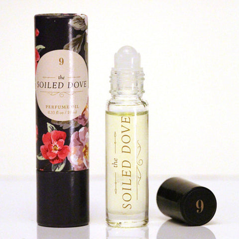 Lillian - Orchid, Berries, Black Pepper, Allspice - Perfume Oil
