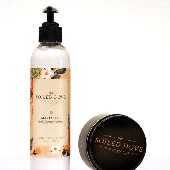 Maribelle - Peach, Dogwood, Almond - Hand & Body Lotion