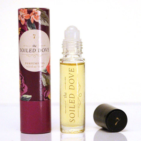 Flora - Pomegranate, Bergamot, Black Tea - Perfume Oil