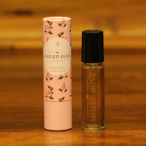 Ruby - Perfume Oil - Raspberry, Rose + Peach