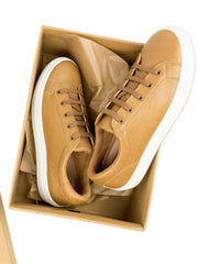 Smart Sneakers - Brown