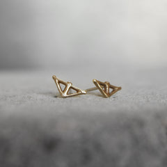 Taika ONE Earring Bronze