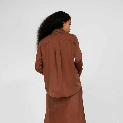 Taimeaa Blouse in Tencel