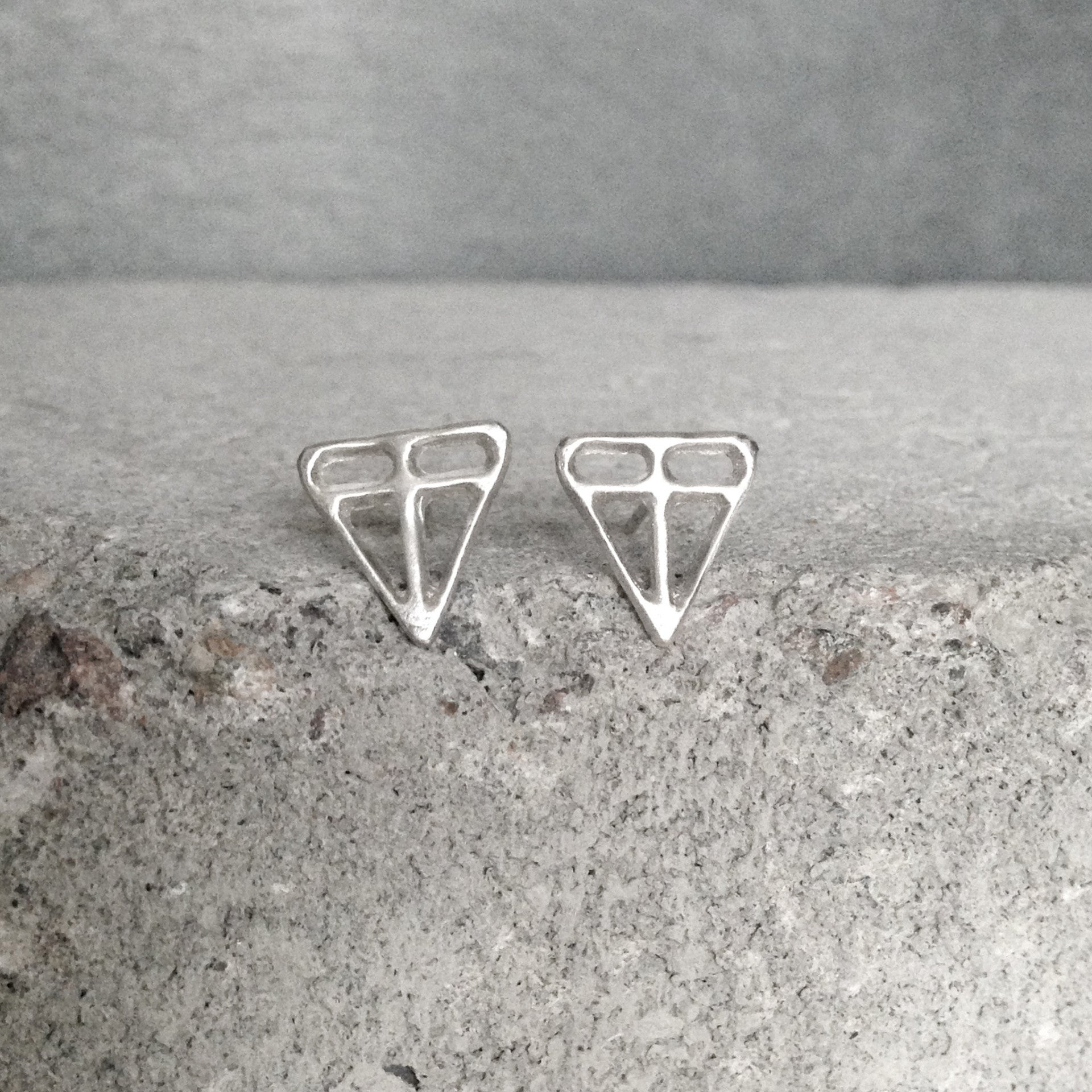 Tarina Earrings Silver