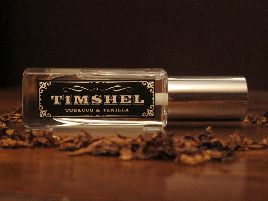 Timshel - Tobacco and Vanilla - Perfume Oil Spray