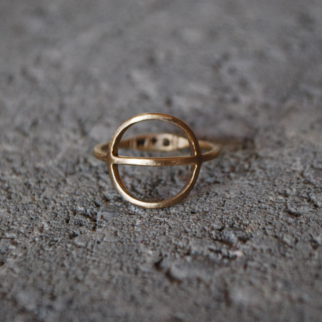 Tyyni Ring Bronze