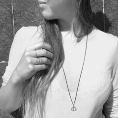 Tyyni Necklace Silver
