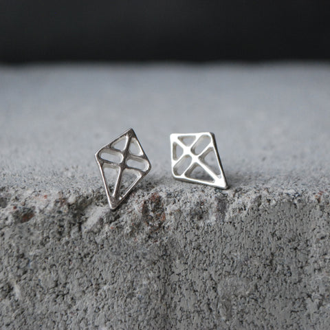 Ruuti Earrings Silver