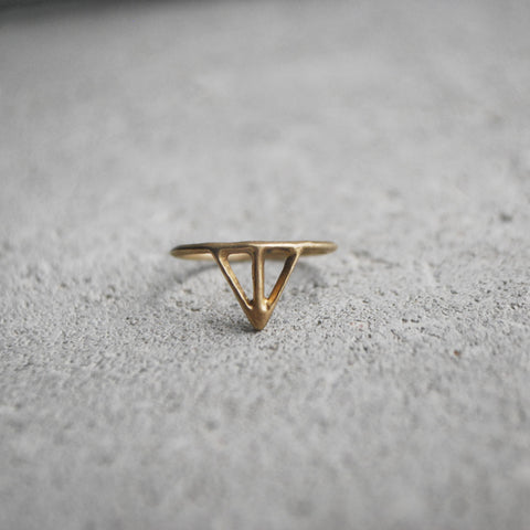 Taika Ring Bronze
