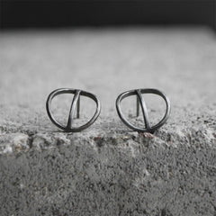 Tyyni Earrings Silver