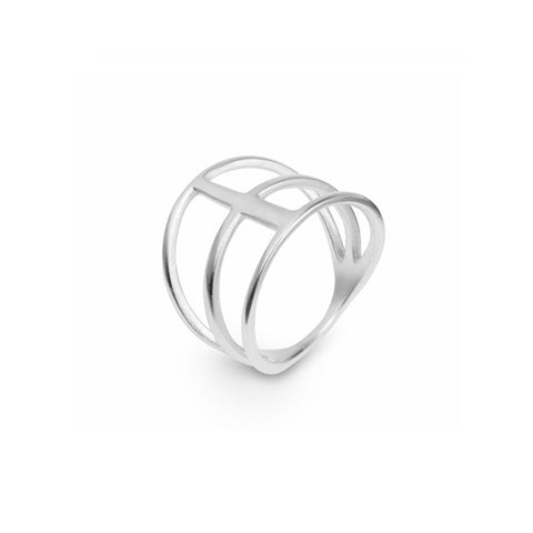 Huokaus Ring Bronze or Silver
