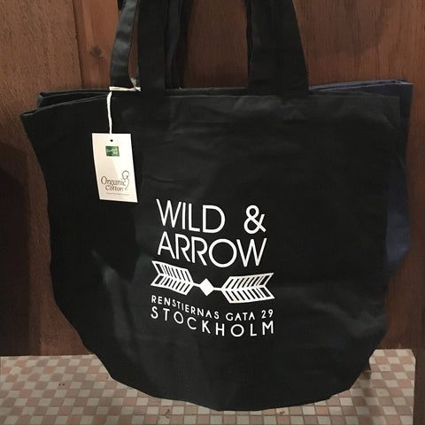 Wild & Arrow Supporter Tote Bag Organic Cotton