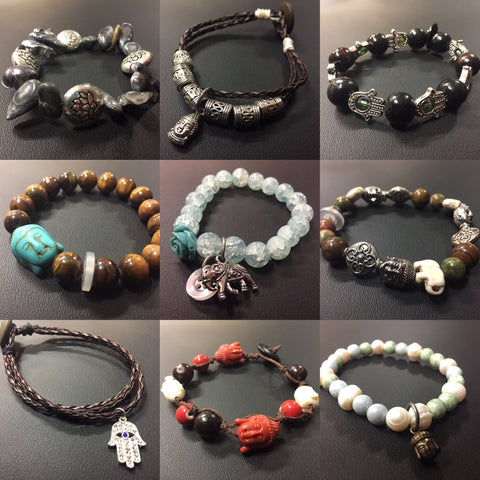 The Zen Relaxation Bracelets