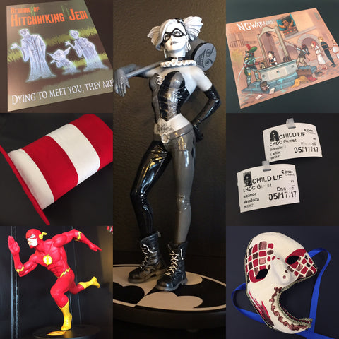 2017 Memorial Day Raffle Items