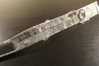 The Post Traumatic Syndrome Bracelet