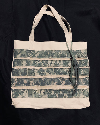The 1st Prototype Military Tote Bag Set